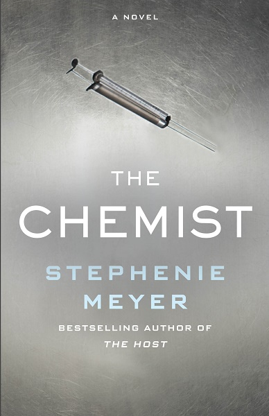 The Chemist, novo livro de Stephenie Meyer